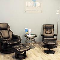 Liquivida Lounge at Smart for Life