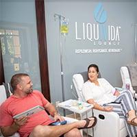 Liquivida lounge at aqua laser in jupiter