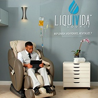 Liquivida Lounge at East West Physicians