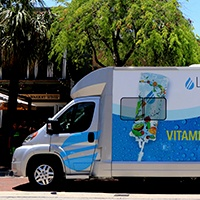 mobile hydration station liquivida