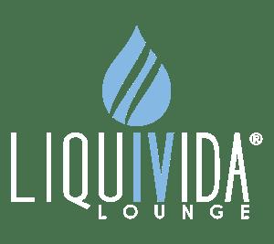 Liquivida Lounge Logo 2020_no slogan blue white