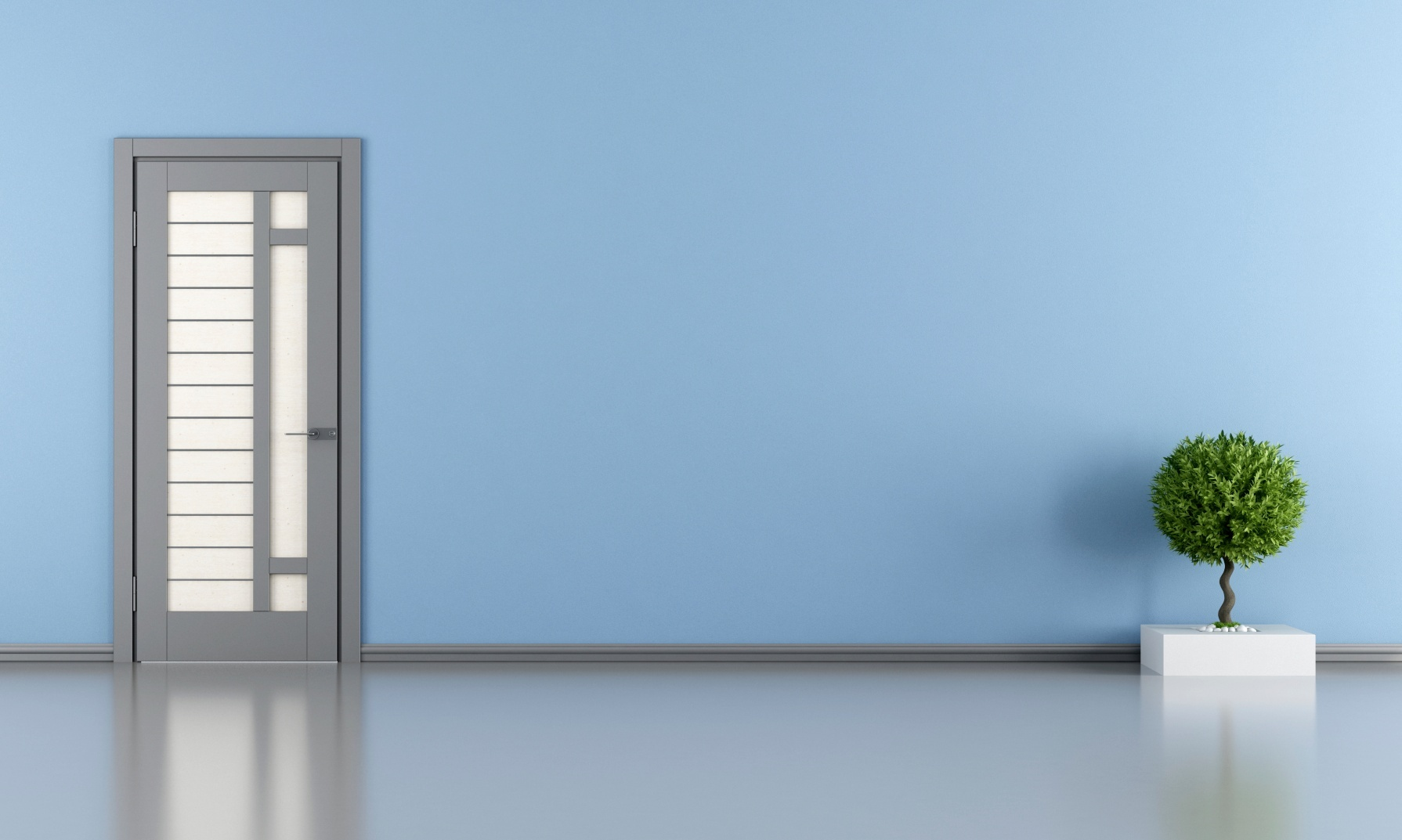 Blue-room-with-gray-door-000041690116_Medium